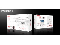 SYMA X25PRO RC Quadcopter GPS fixed aerial senior shaft aircraft