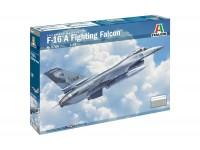 Italeri 1/48 F-16 A Fighting Falcon modello in kit di Montaggio