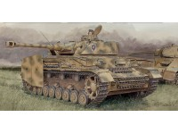 Dragon 1/35 Pz.Kpfw.IV Ausf.G Apr-May 1943 Production modello in kit di montaggio