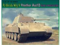 Dragon 1/35 Pz.Beob.Wg.V Ausf.D Early Production modello in kit di montaggio