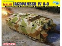 Dragon 1/35 agdpanzer IV A-0 modello in kit di montaggio