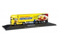 "Herpa DAF XF SSC Euro 6 ""Henglein"" Modellino"