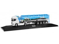 "Herpa 1/87 Scania CR HD ""Edgar Grass"" Modellino"
