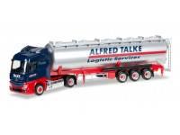 "Herpa Mercedes-Benz Actros Streamspace 2.3 ADR ""Alfred Talke"" Modellino"