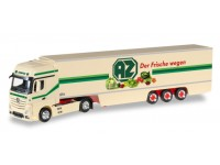 "Herpa Mercedes-Benz Actros Gigaspace ""AZ Kempen"" Modellino"