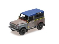 ALMOST REAL 1/18 LAND ROVER DEFENDER 90 PAUL SMITH EDITION 2015 MODELLINO