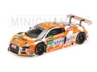 MINICHAMPS 1/18 AUDI R8 LMS N.25 ADAC GT MASTERS 2016 MODELLINO