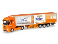 "Herpa Mercedes-Benz Actros Bigspace ""Ratiopharm"" Modellino"