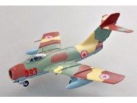 EASY MODEL 1/72 MIG-15 BIS NORTH KOREAN AIR FORCE MODELLINO AEREO MONTATO