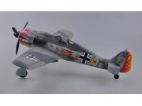 MERIT 1/18 FOCKE WULF FW190 A-5 MAJOR GRAF MODELLO MONTATO