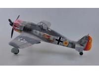 MERIT 1/18 FOCKE WULF FW190 A-5 MAJOR GRAF MODELLO MONTATO