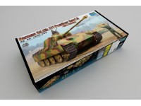 TRUMPETER 1/16 GERMAN SD.KFZ.171 PANTHER AUSF.G EARLY VERSION SCATOLA DI MONTAGGIO