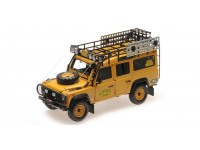 ALMOST REAL 1/18 LAND ROVER DEFENDER 110 CAMEL TROPHY EDITION MODELLINO