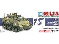 Dragon 1/35 IDF M113 Armored Personnel Carrier scatola di montaggio