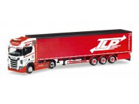 "Herpa Scania CS 20 HD ""TLP"" Modellino"