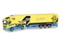 "Herpa Scania R HL ""Jens Bode"" Modellino"