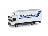 "Herpa Mercedes-Benz Atego ""Spedition Schumacher"" Modellino"