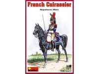 Miniart corazziere Francese kit figurini in plastica