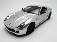 Mattel 1/18 Ferrari 599 GTB Polished