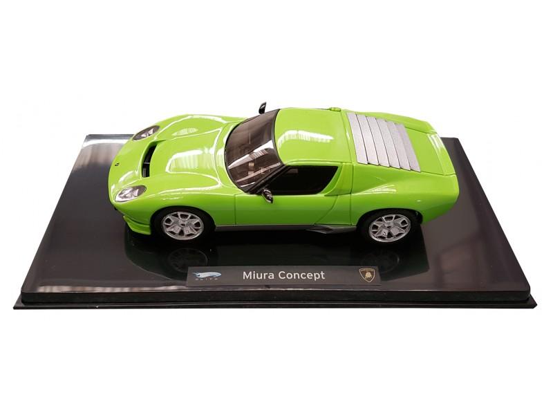 Mattel 1/43 Lamborghini Miura Concept