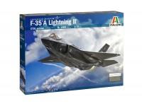 Italeri 1/72 F-35 a lightning II CTOL version kit di Montaggio