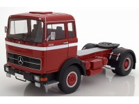 ROAD KINGS 1/18 TRATTORE STRADALE MERCEDES LPS 1632 ROSSO 1969