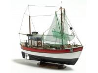 Billing Boats 1/60 cutter da pesca Rainbow scatola di montaggio