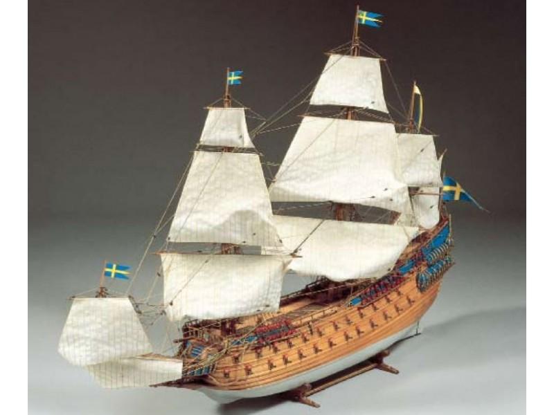Billing Boats 1/75 vascello svedese Wasa scatola di montaggio