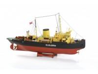 Billing Boats 1/75 rompighiaccio Elbjorn scatola di montaggio