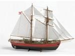 Billing Boats 1/50 goletta Lilla Dan scatola di montaggio