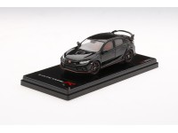 TSM MODEL 1/43 HONDA CIVIC TYPE R CRISTAL BLACK PEARL RHD MODELLINO