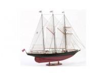 Billing Boats 1/75 goletta Sir Winston Churchill scatola di montaggio