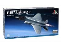 Italeri 1/32 F-35 A LIGHTNING II kit di Montaggio