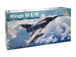 Italeri 1/32 MIRAGE III E/R kit di Montaggio