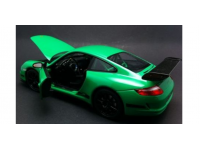WELLY 1/24 PORSCHE 911(997) GT3 RS VERDE MODELLINO
