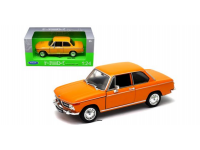 WELLY 1/24 BMW 2002 TI ARANCIO MODELLINO