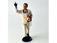Le Mans Miniatures Jack Brabham Figura in Resina 1/18