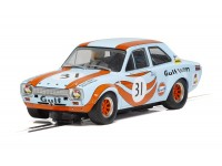 Scalextric 1/32 Ford Escort Mk1 Gulf Edition Modellino Slot Car