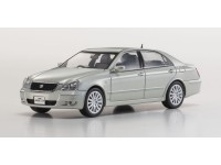 Kyosho 1/43 Toyota Crown Majesta Premium Silver model