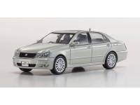 Kyosho 1/43 Toyota Crown Majesta Premium Silver modellino