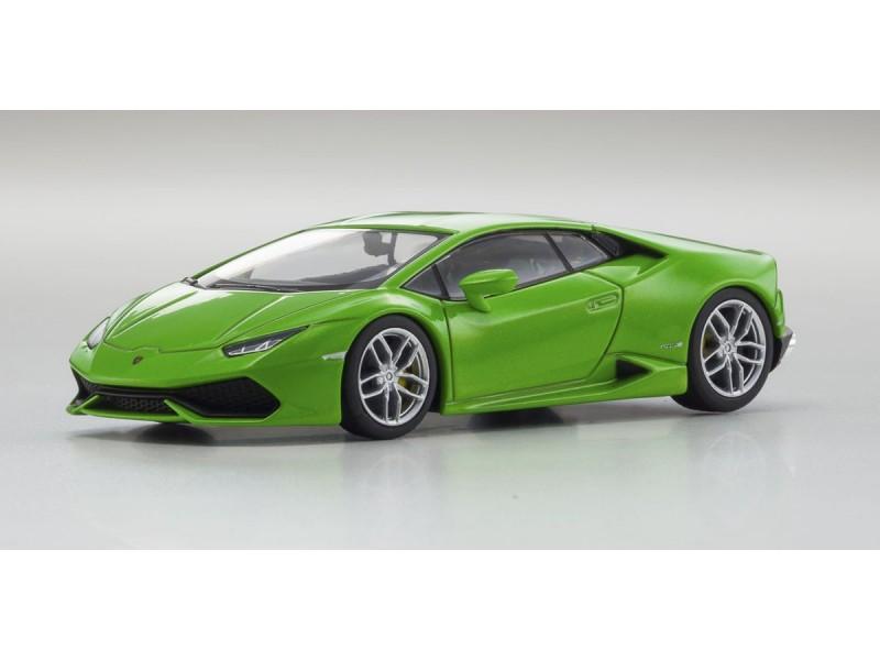 Kyosho 1/43 Lamborghini Huracan LP610-4 Verde modellino