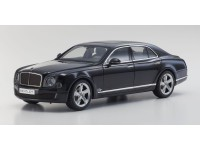 Kyosho 1/18 Bentley Mulsanne Speed Onyx modellino
