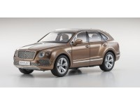 Kyosho 1/18 Bentley Bentayga color bronzo modellino