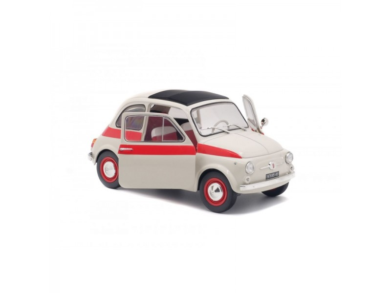 Solido 1/18 Fiat 500 L Nuova Sport modellino