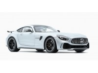 ALMOST REAL 1/18 MERCEDES AMG GT R 2017 ARGENTO MODELLINO