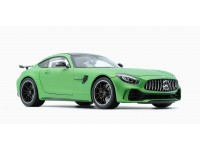 ALMOST REAL 1/18 MERCEDES AMG GT R 2017 VERDE OPACO MODELLINO