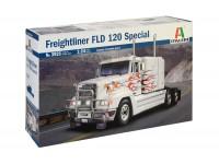 ITALERI 1/24 FREIGHTLINER FLD 120 SPECIAL MODELLINO DA MONTARE