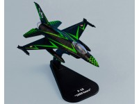 ITALERI 1/100 F - 16 - 1000 Hours MODELLINO MONTATO