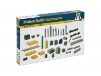 ITALERI KIT 1/35 SET PER BATTAGLIA MODERNA ACCESSORI PER DIORAMI MILITARI