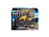 Revell Control Quadbike New Dust Racer 27 MHz Modello Radiocomandato